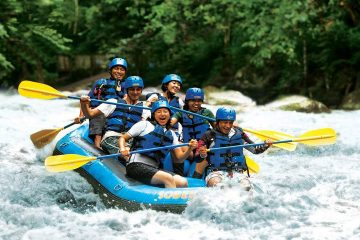 best white water rafting tours in ubud