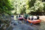 new gangga rafting river side