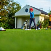 tee off at Bali's best gold courses
