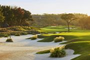 bali leading golf course