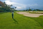 best golf course in nusa dua