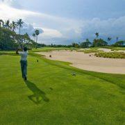 best golf course in nusa dua