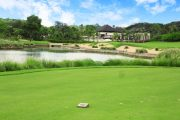 play golf in Bali at Nusa Dua