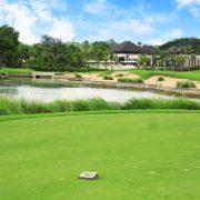 play golf in Bali at Nusa Dua