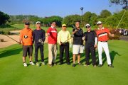 play golf with your friends at Bali leading golf courses