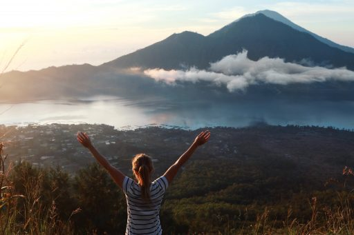 join us on Bali's leading Mount-Batur Sunrise Point After Dawn
