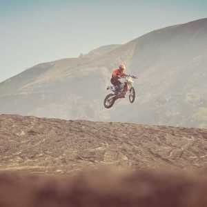 kintamani dunes on our motocross tours