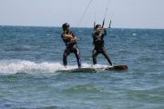 kite surfing bali the leading kite surfing tour