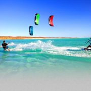 ride the waves with our kitesurfing tour
