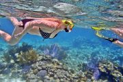 come snorkeling in bali at lembongan