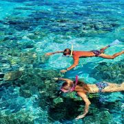 family fun with nusa dua snorkeling tour