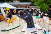 best group surf lessons in bali