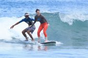 see our best group surf tour in bali