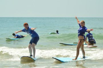 the best surf lessons for your family