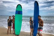 family fun bali surf lessons