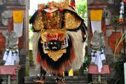tradtional braong dance is a must see when visiting bali