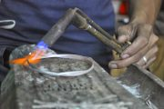 watch the silver makers at work in bali