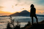 bali's ultimate adventure Mount Batur Trekking sunrise