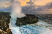 Nusadua Waterblow Beach is a must see in bali
