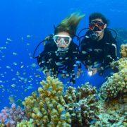 dive with friends Scuba Diving Bali - Scuba Diving advanced Certification