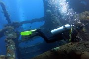 the best tour of scuba diving in bali at tulamben wreck site