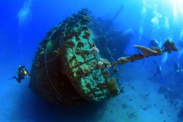 the best scuba diving tour at tulamben