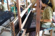 tradtional weaving villages in bali