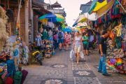a shoppers dream come true in Ubud markets