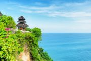 experience the ancient Uluwatu Temple in bali