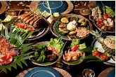 Balinese Traditional Lunch Buffet Tour