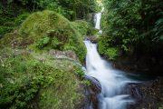 breathe taking views of git git waterfall