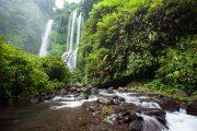 bali waterfalls tours at sekumpul Waterfalls