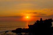 incrediable views of the tanah lot sunset tour bali
