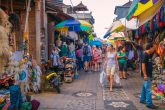 Ubud Art Market Tour