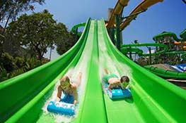 waterbom park bali racing pair