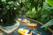 Waterbom park Bali lazy river